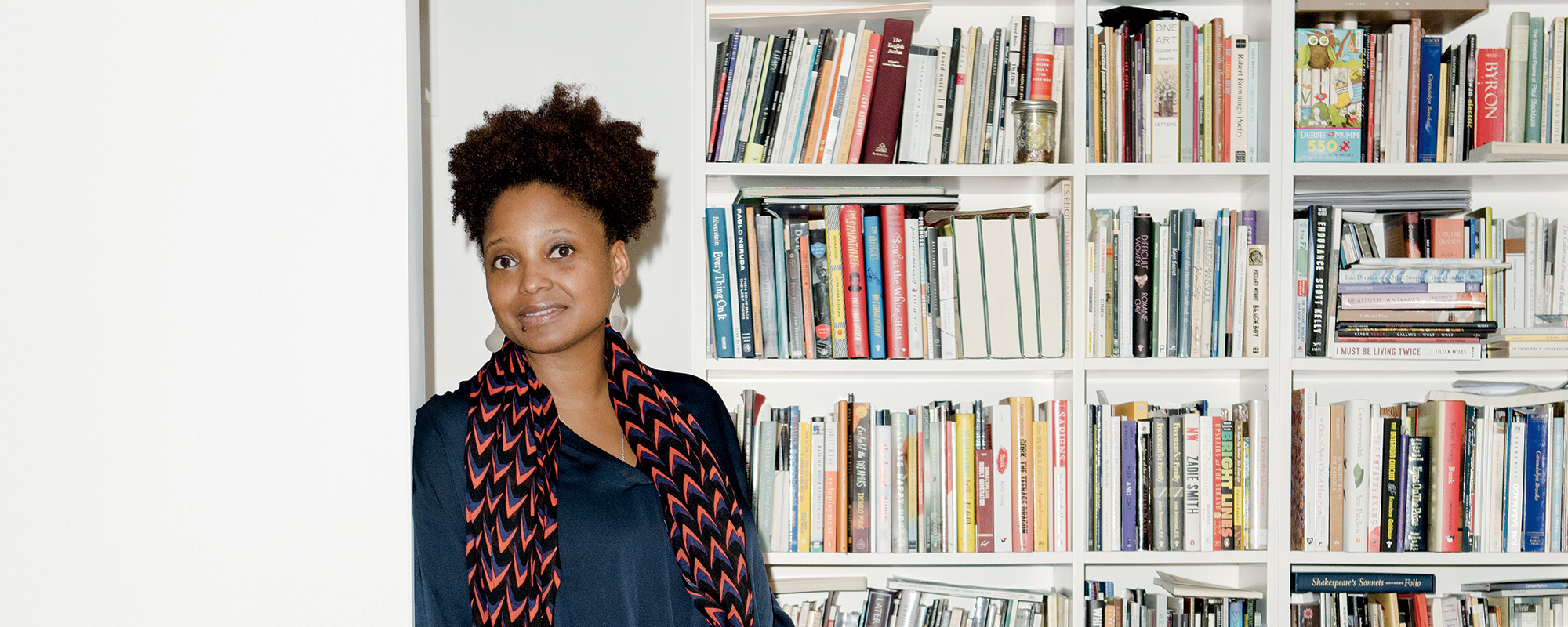 Tracy K Smith - photo by Nathan Perkel