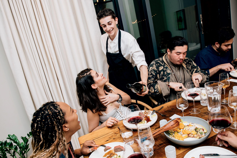 The Dorm Chef's New Menu   Columbia Magazine