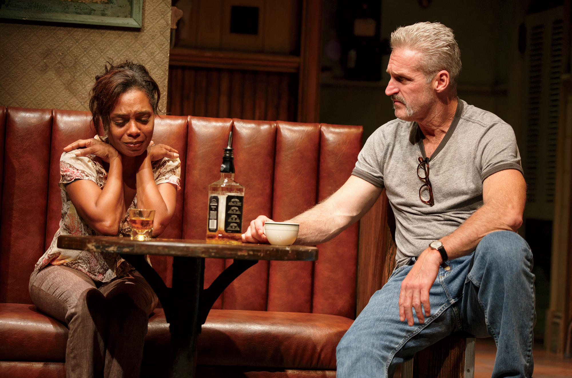 """Sweat"" at the Public Theater"