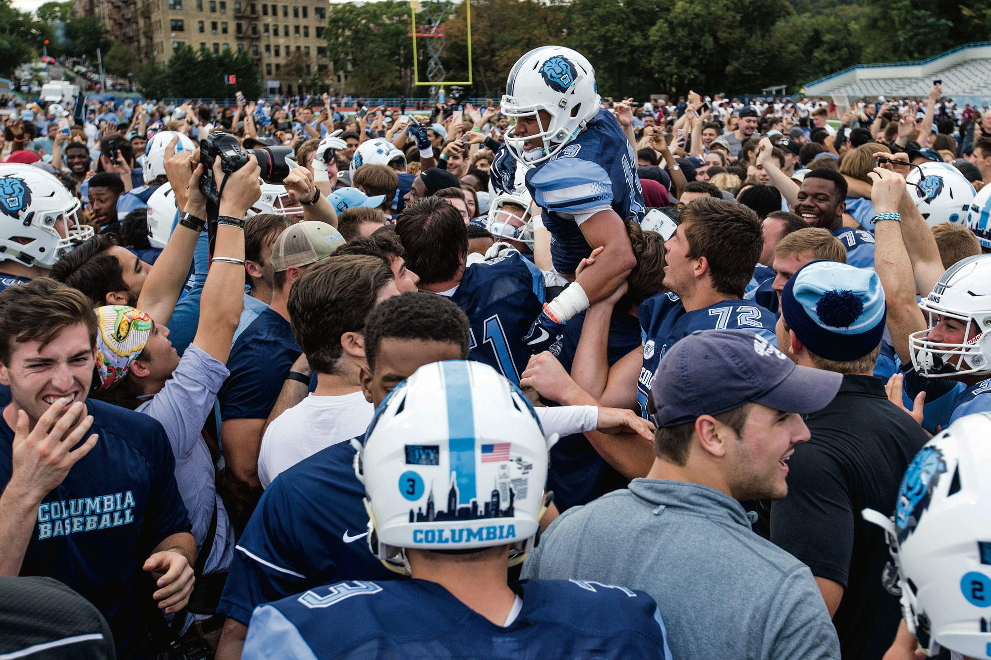 Columbia Lions football team