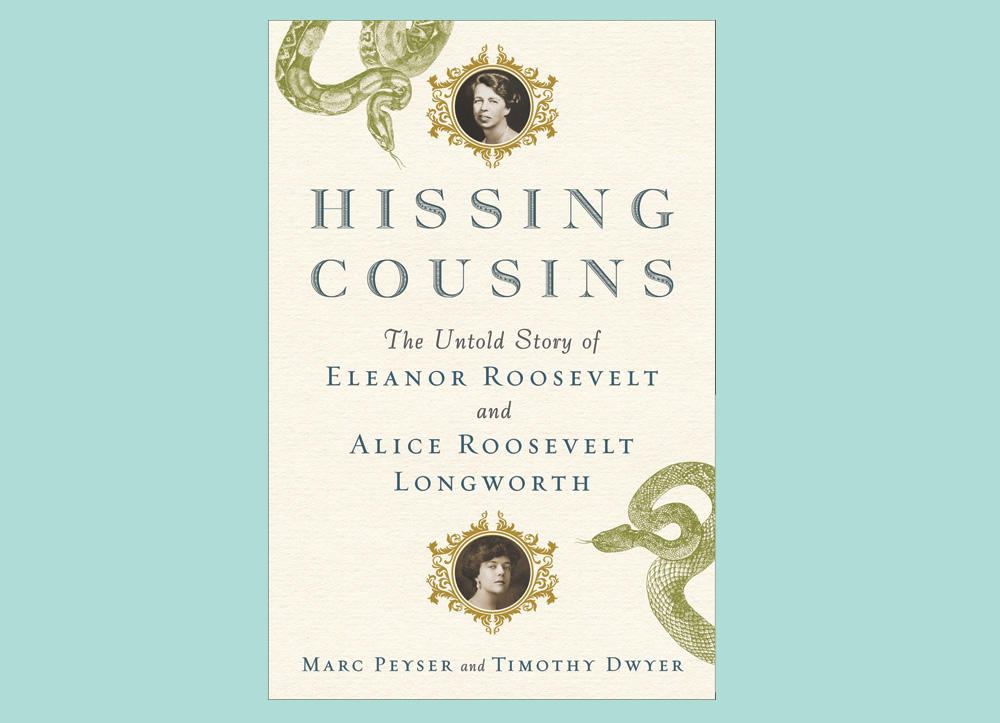 """Hissing Cousins"" cover"