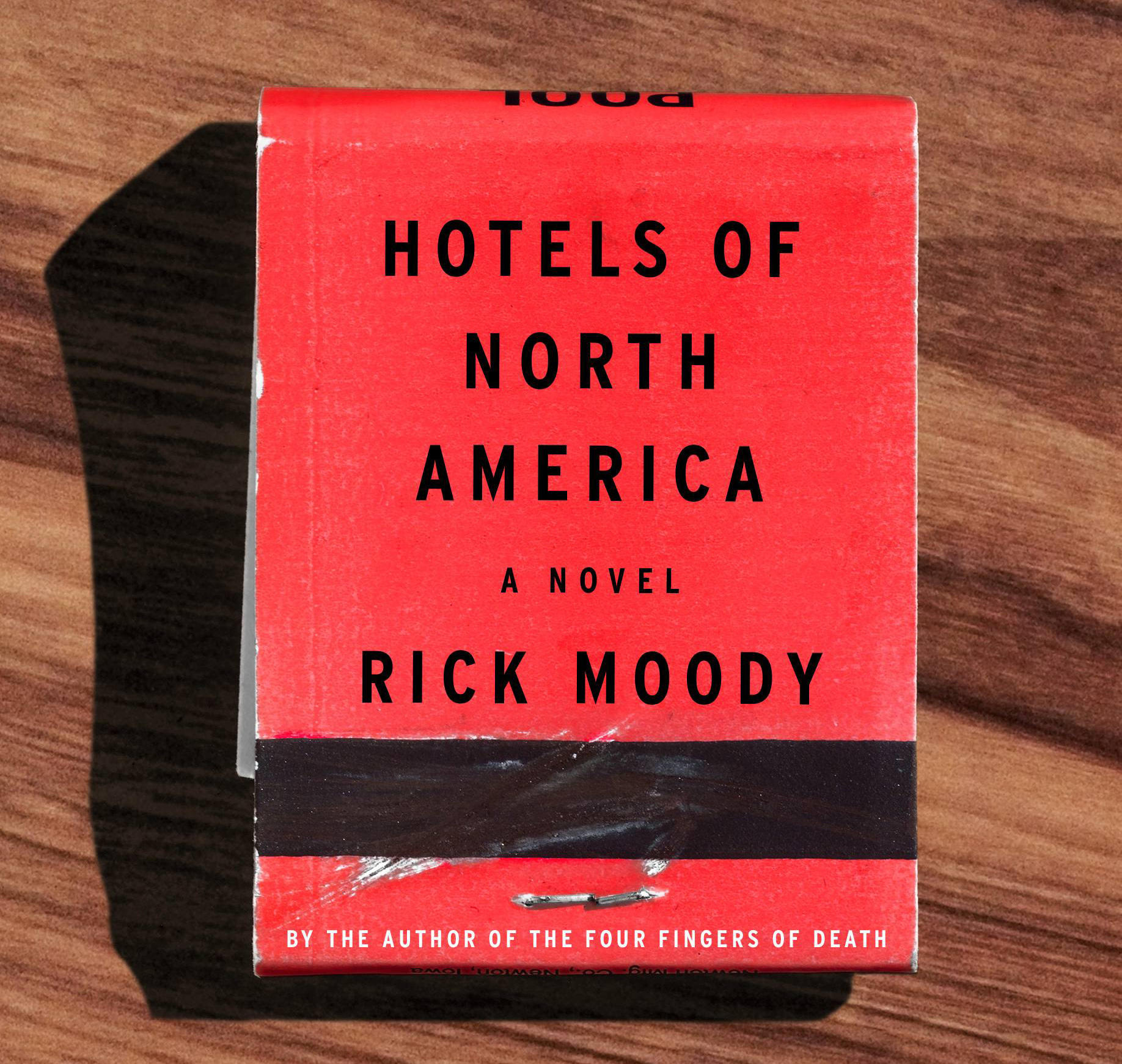 """Hotels of North America"" cover"