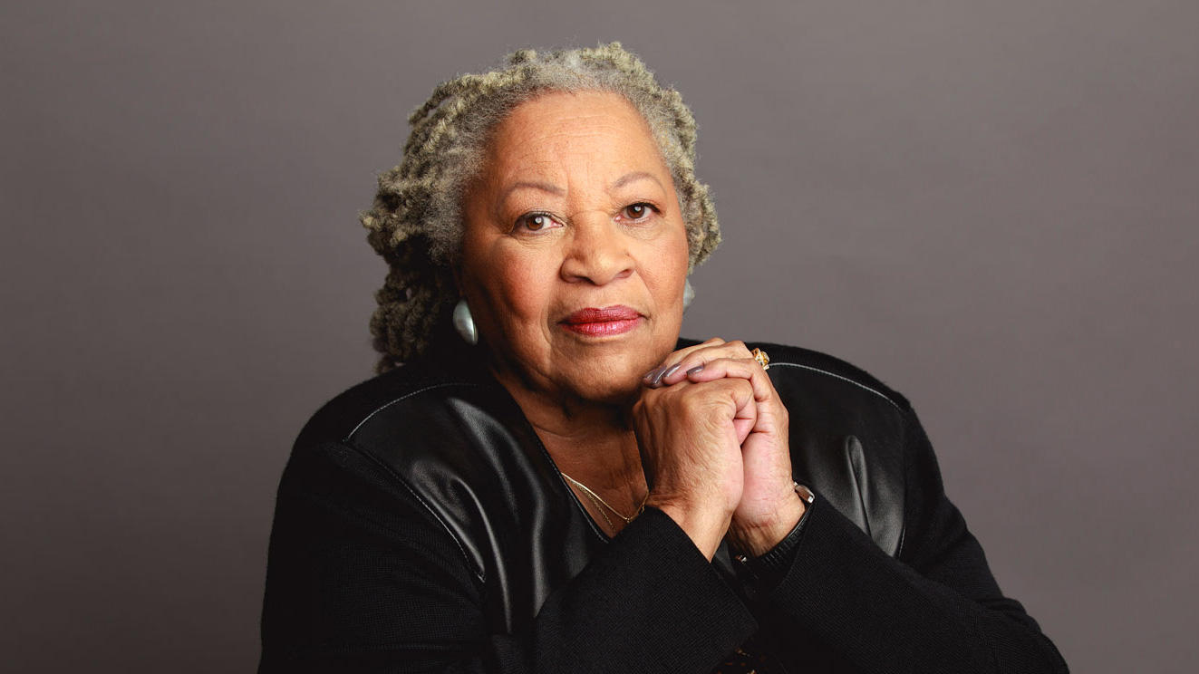Photo of Toni Morrison by Timothy Greenfield-Sanders