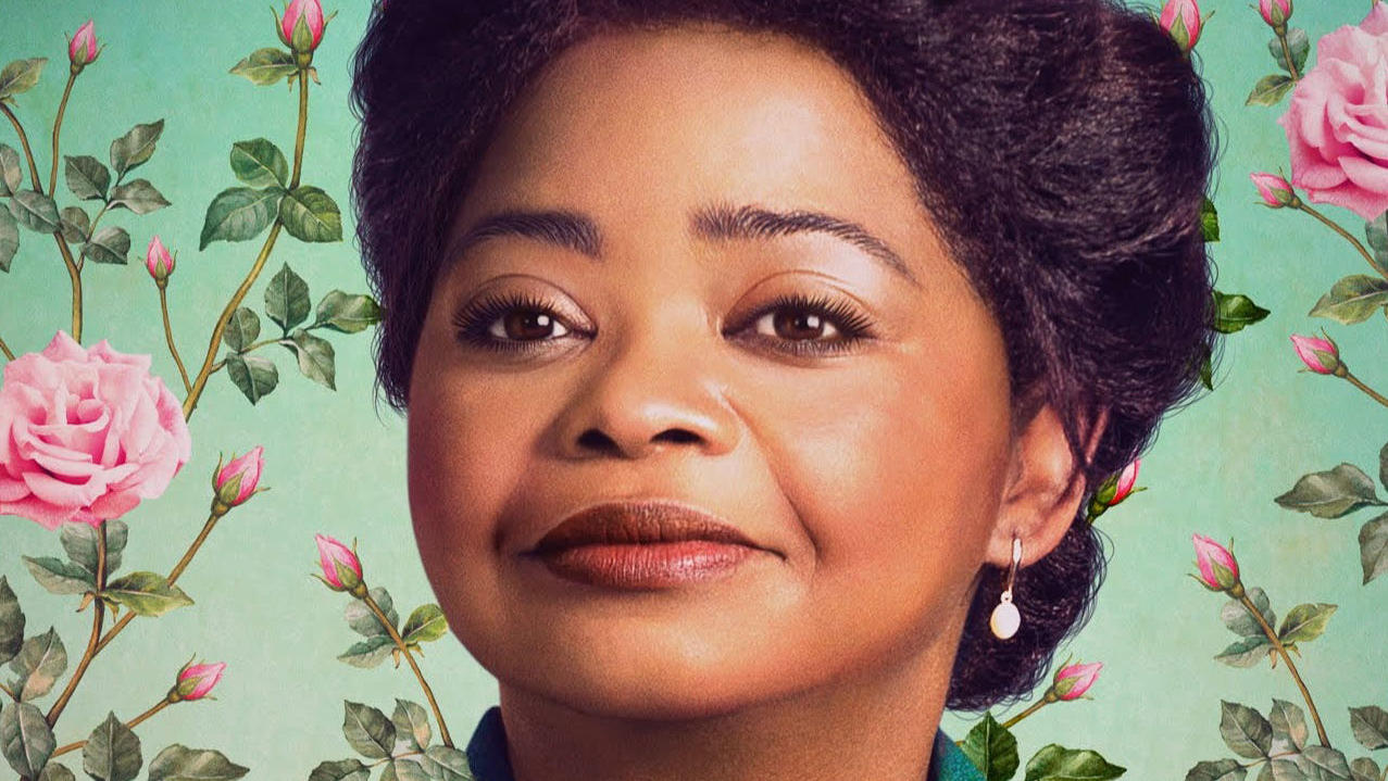 "Octavia Spencer as Madam CJ Walker in Netflix's ""Self Made"""
