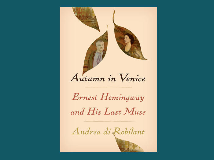 Autumn in Venice cover