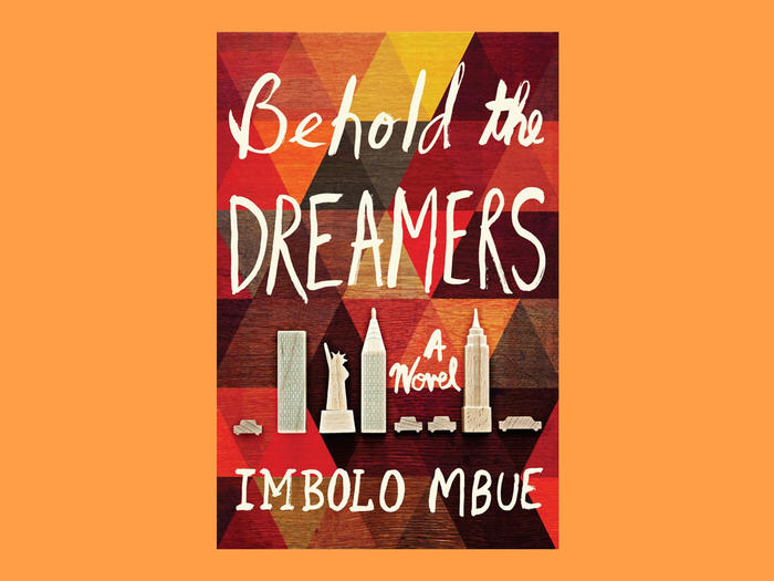 """Behold the Dreamers"" book cover"