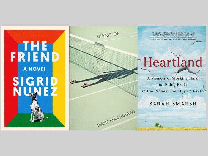 National Book Award finalists