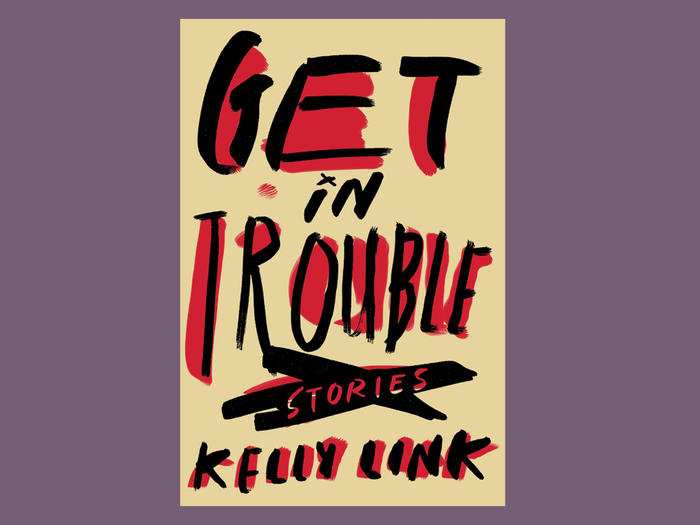 """Get in Trouble"" cover"