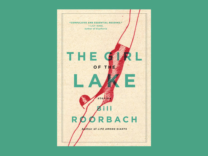 """The Girl of the Lake"" cover"