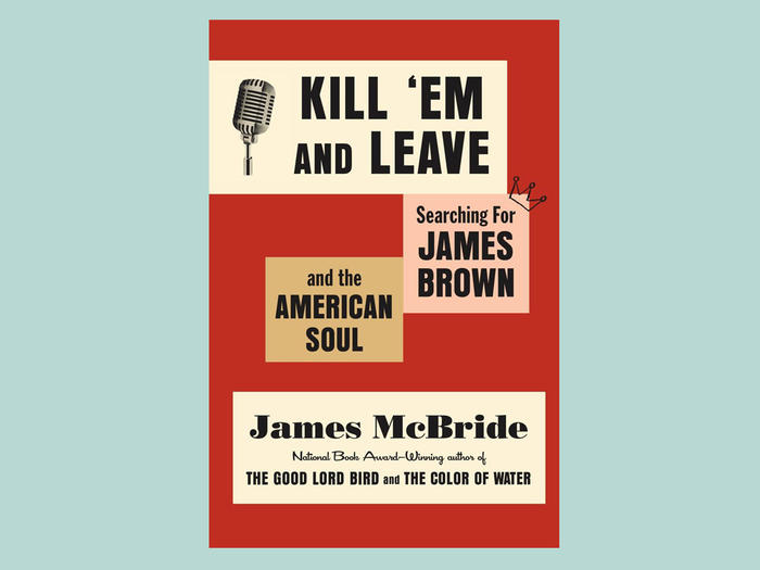 """Kill 'Em and Leave"" cover"