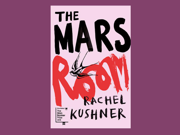 Mars Room cover