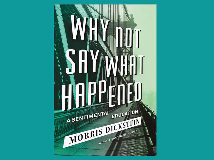 """Why Not Say What Happened"" cover"