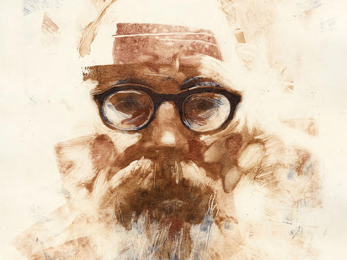 John Berryman illustration