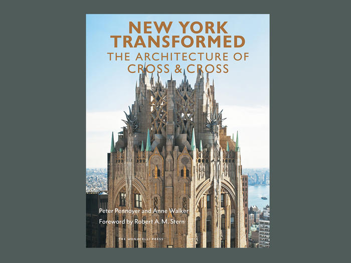 """New York Transformed"" book"