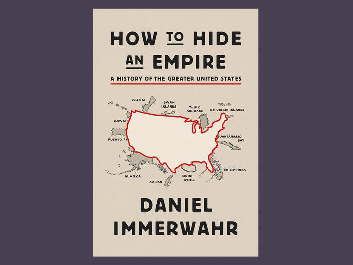 "Book cover: ""How to Hide an Empire"""