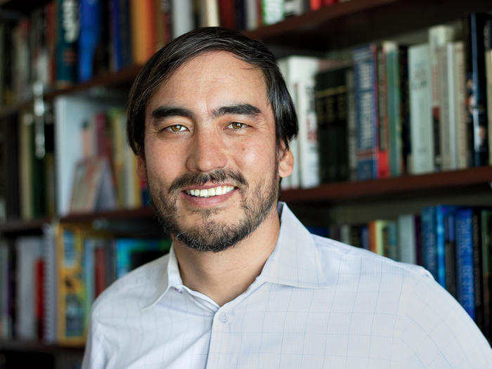 Columbia Law professor Tim Wu