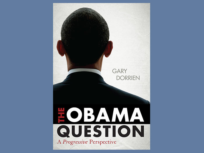 """The Obama Question"" book cover"