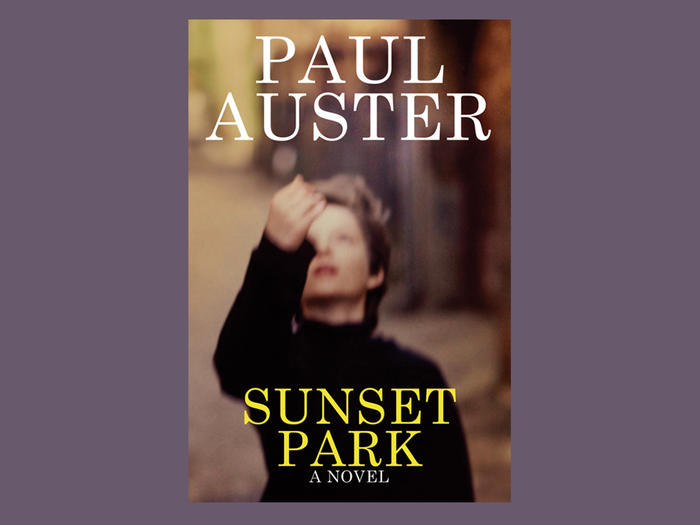 "Cover of ""Sunset Park"" by Paul Auster"