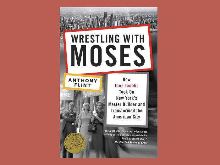 """Wrestling with Moses"" by Anthony Flint"