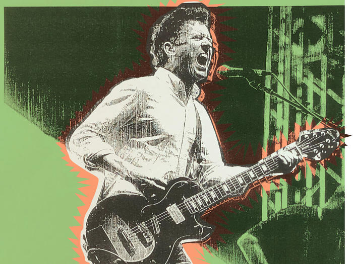 Mac McCaughan, founder of Merge Records and frontman of Superchunk