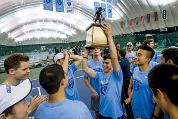Columbia men's tennis team