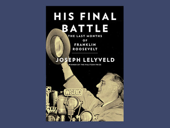 """His Final Battle"" cover"