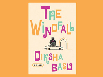 """The Windfall"" cover"