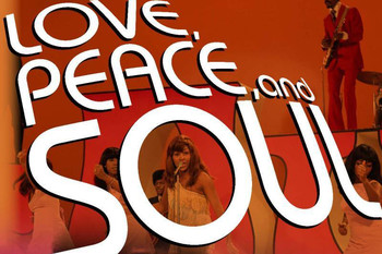 """Love, Peace, and Soul"""