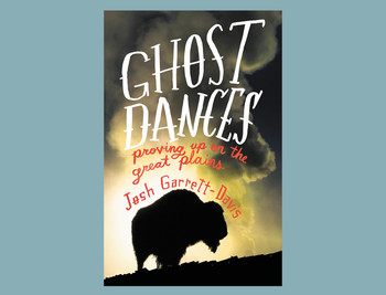 "Book cover: ""Ghost Dances"" by Josh Garrett-Davis"
