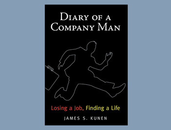 "Book cover: ""Diary of a Company Man"" by James S. Kunen"
