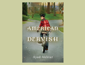 "Cover of ""American Dervish"" by Ayad Akhtar"