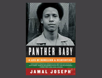 "Cover of ""Panther Baby"" by Jamal Joseph"