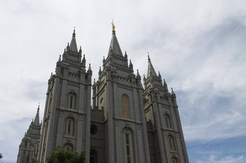 Sale Lake City Temple