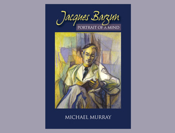 "Cover of ""Jacques Barzun"" by Michael Murray"
