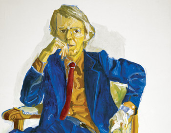Alice Neel's 1979 portrait of Jack Beeson