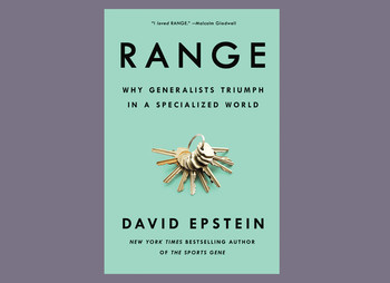 Cover of Range by David Epstein