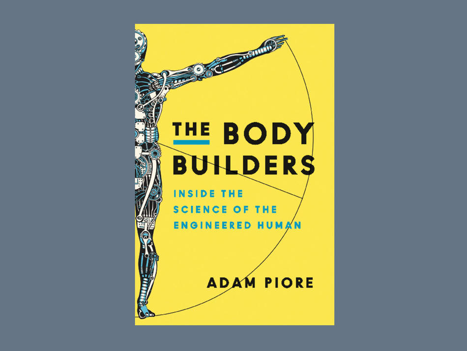 """The Body Builders"" book"