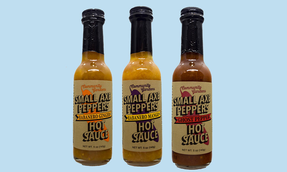 Small Axe Peppers Hot Sauce