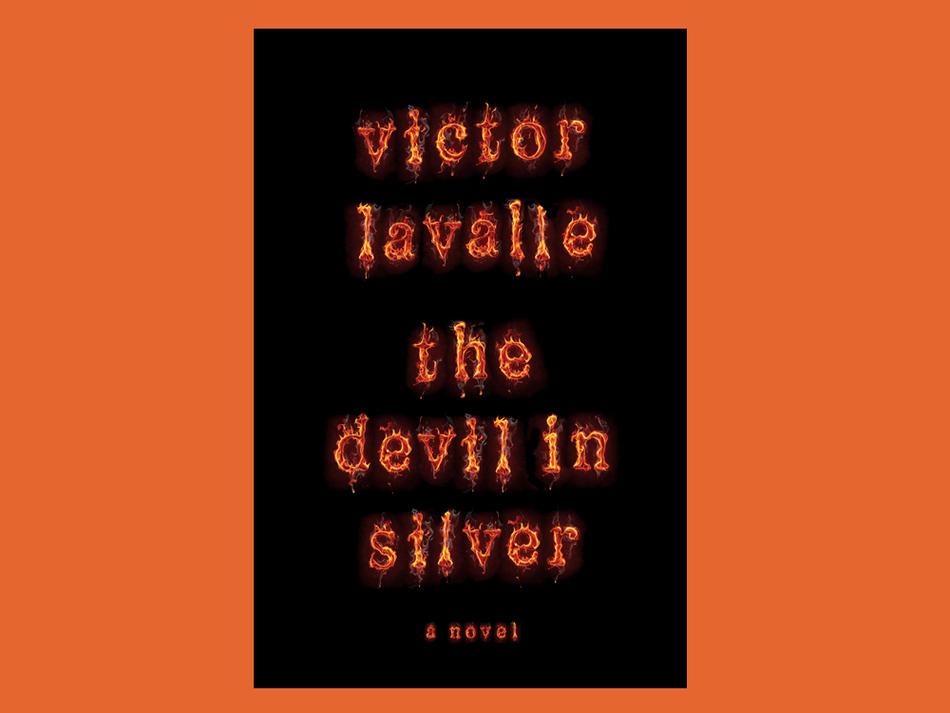 "Book cover: ""Devil in Silver"" by Victor LaValle"