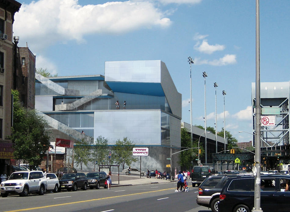 Rendering of Columbia's Campbell Sports Center