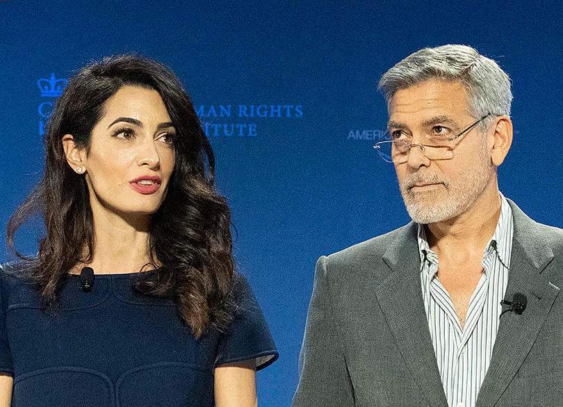 Law School, Clooney Foundation Launch TrialWatch | Columbia