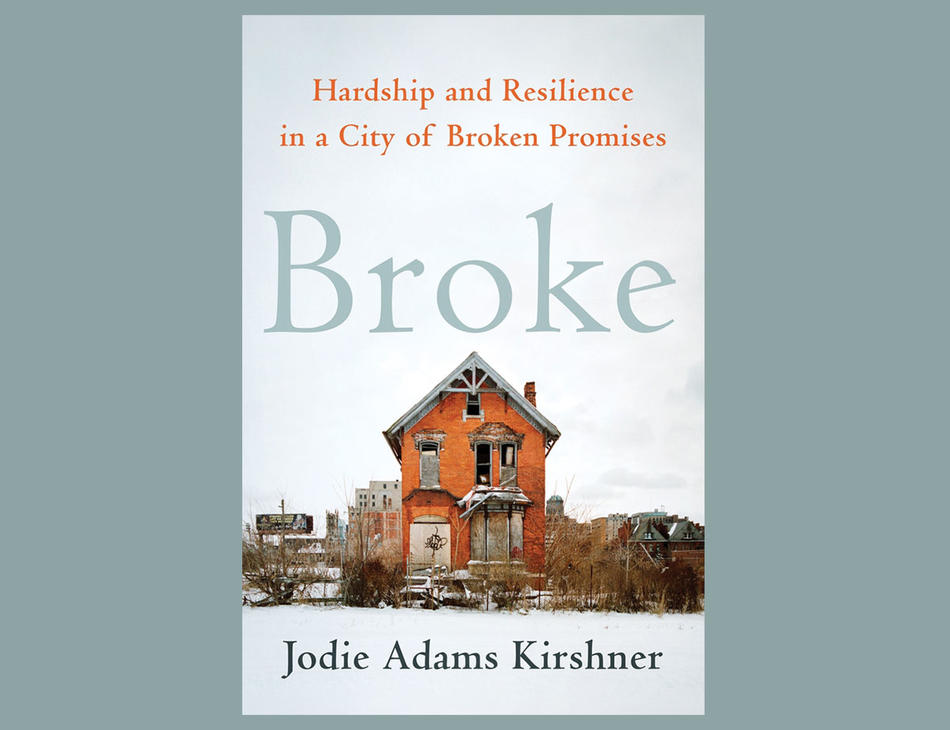 Cover of Broke by Jodie Adams Kirshner