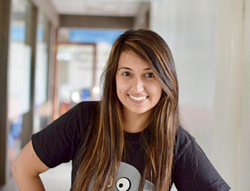 Sabrina Natasha Habib, founder and CEO of Kidogo
