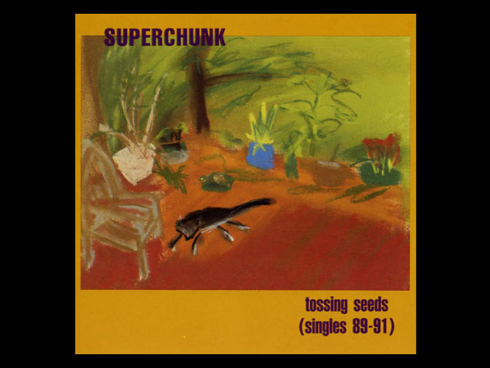 Cover of Tossing Seeds by Superchunk