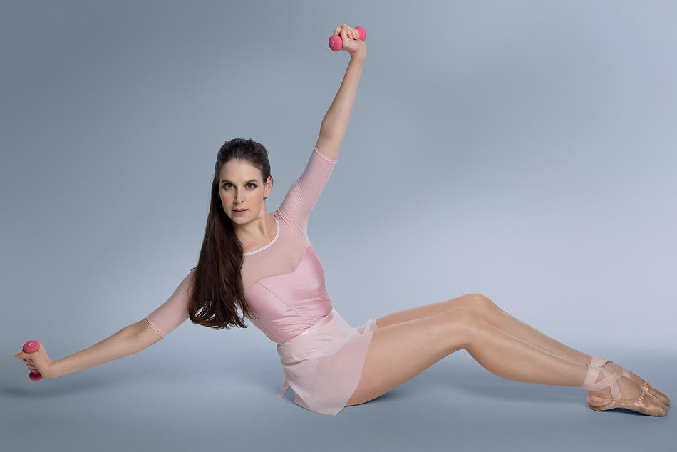 Mary Helen Bowers, founder and CEO of Ballet Beautiful fitness