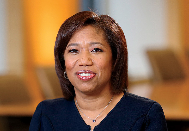 Kim Lew, chief executive officer of the Columbia Investment Management Company